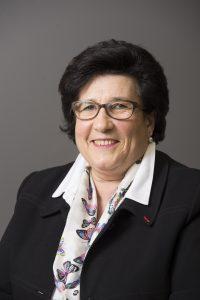 Marie-Jeanne BEGUET - Maire de Civrieux (01) - TRESORIERE - En charge de la culture