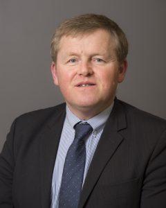 Louis PAUTREL - Maire de Le Ferré (35) - Vice-Président en charge des commerces