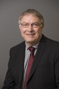 Jean-Paul CARTERET - Maire de Lavoncourt (70) - Vice-Président en charge du réseau et des écoles