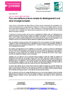 Budget Union Europeenne
