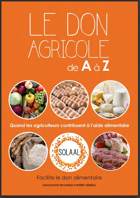 Le don agricole