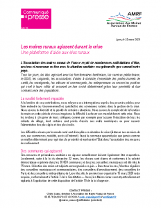 200325 – CP Plateforme d'aide COVID19
