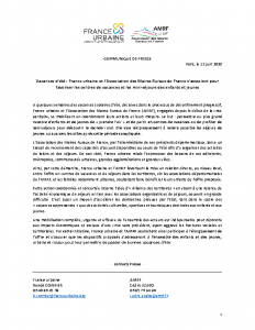 200612 CP France Urbaine – AMRF – Vacances d'été