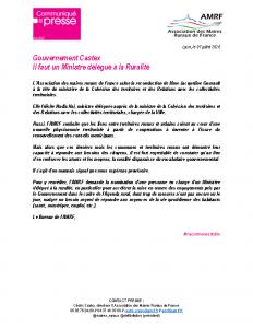 200707 – CP Gouvernement Cartex