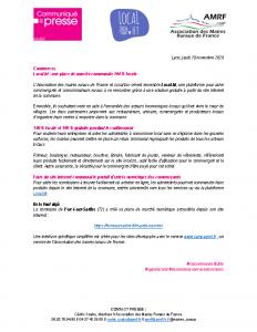 201118 – CP Local.ht la place de marche communale 100% locale