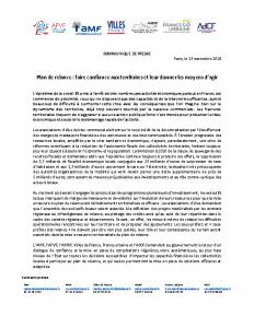 201123 – CP Plan de relance faire confiance aux territoires et leur donner les moyens d'agir