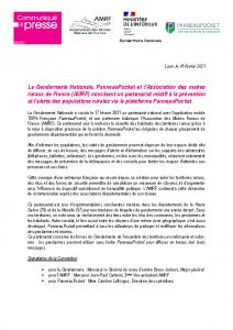 210217 – CP gendarmerie-PP-Amrf